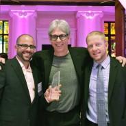 Drape Kings' Vinnie Salvetti Receives ISES NY Metro Service Excellence Award