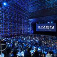 The King of Drape & X-Men Unite!