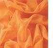 Drape Kings Sheer Tangerine Drapery Fabric