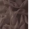Drape Kings Sheer Chocolate Drapery Fabric