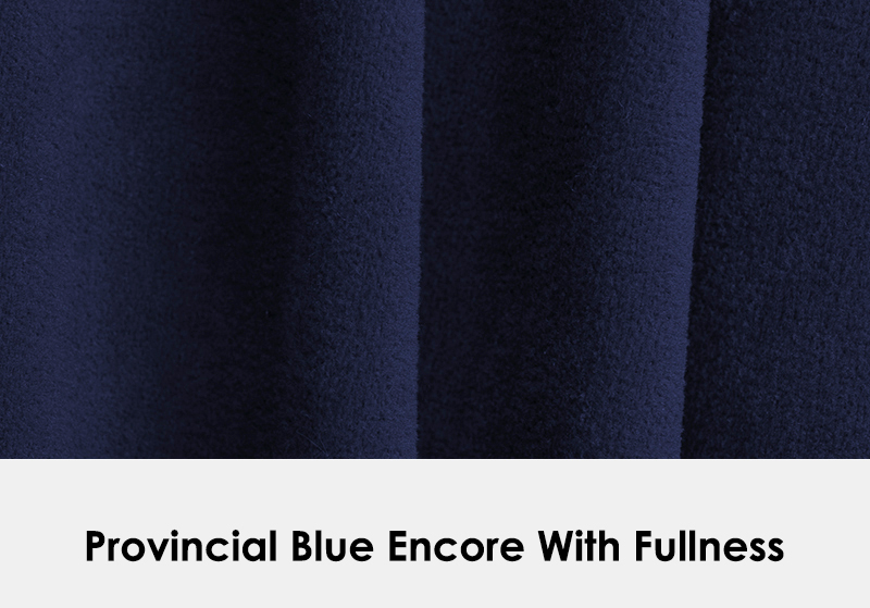 Encore Provincial Blue with Fullness