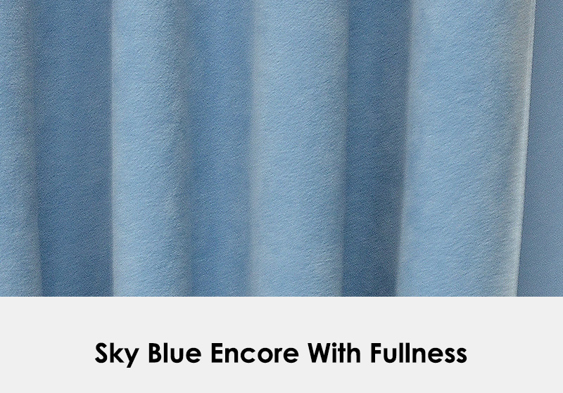 Encore Sky Blue with Fullness