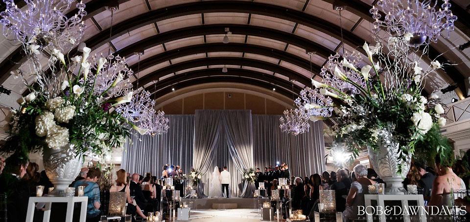 Silver Crush wedding