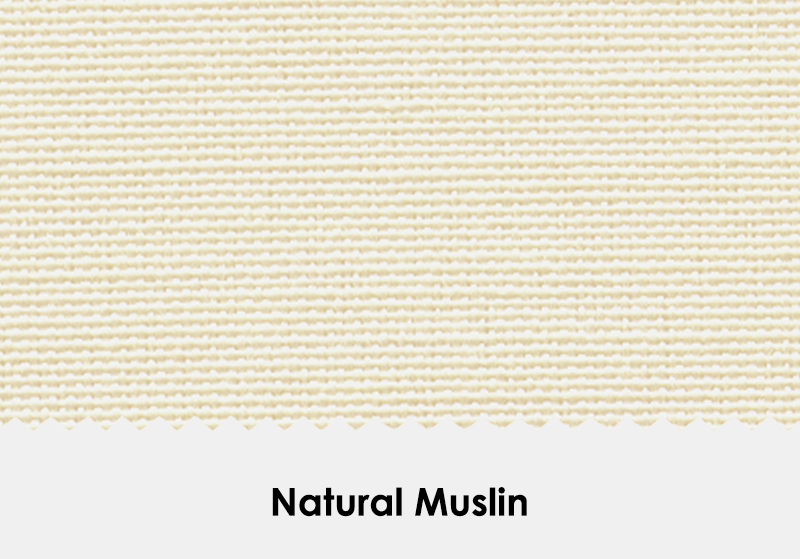 Natural Muslin