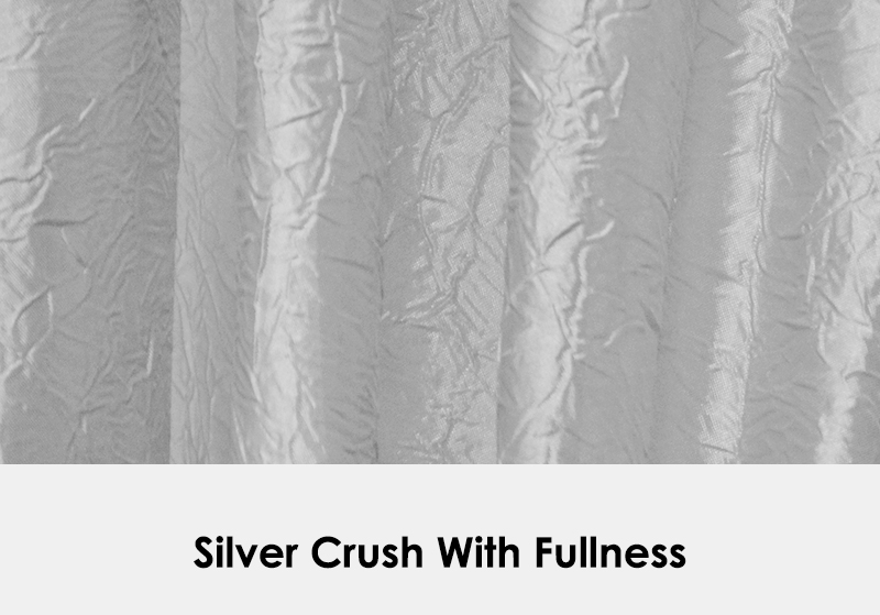 Silver Crush with Fullness