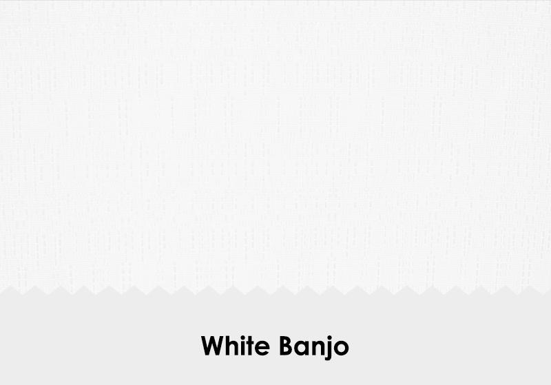 White Banjo
