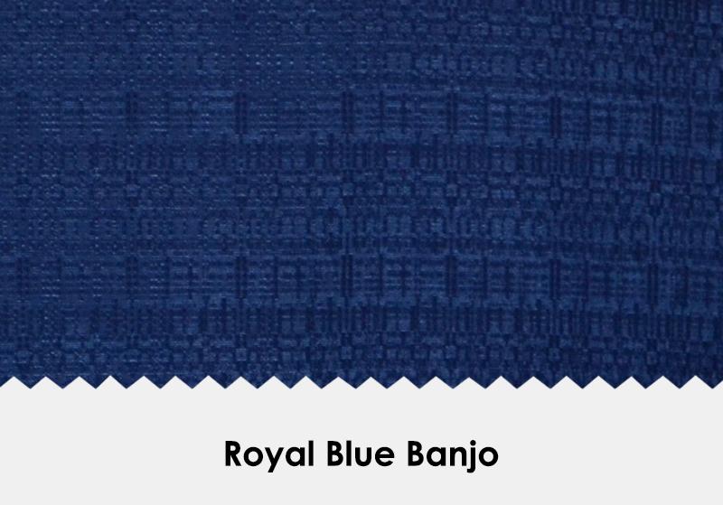 Royal Blue Banjo