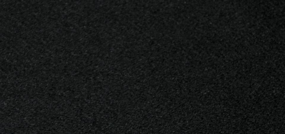China Black Carpet Sample
