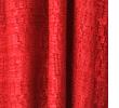 Drape Kings Banjo Red Drapery Fabric