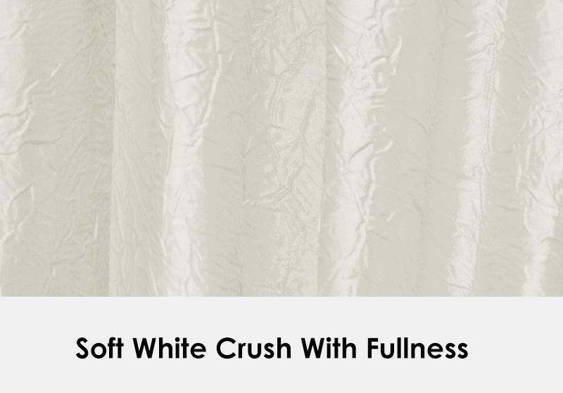 Crush Soft White with Fullness