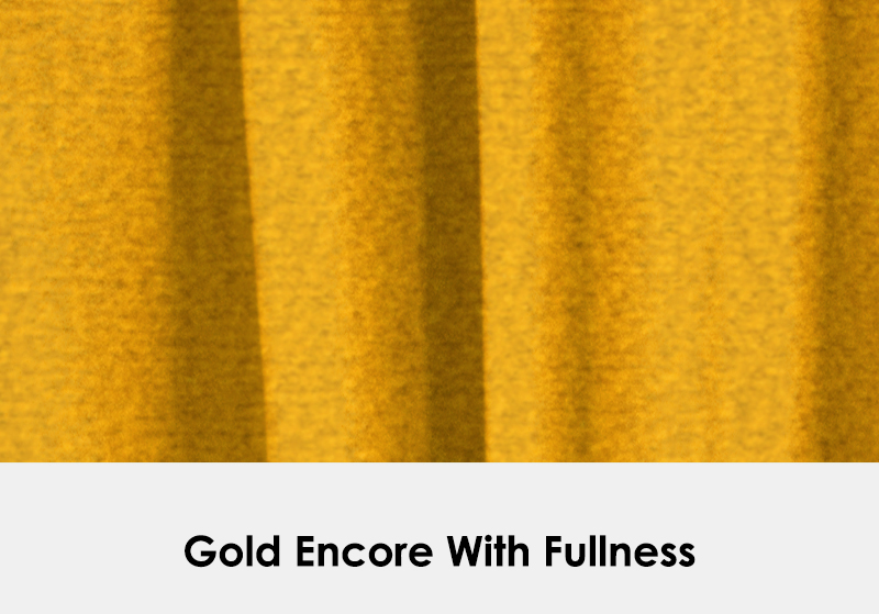 Encore Gold with Fullness