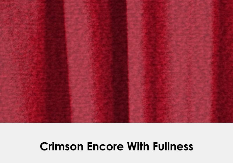 Encore Crimson with Fullness