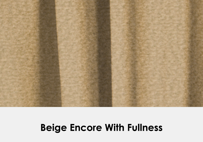 Beige Encore with Fullness