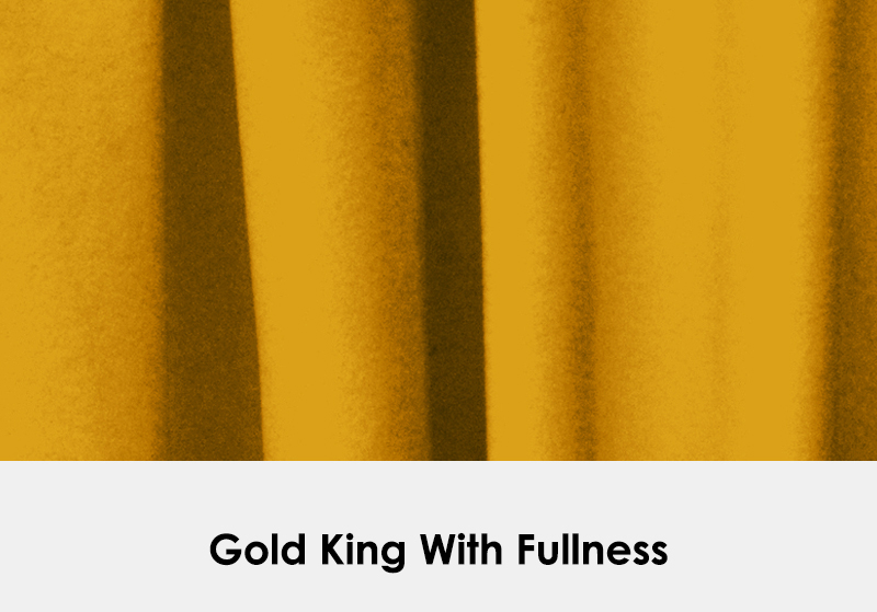 King Gold with Fullness