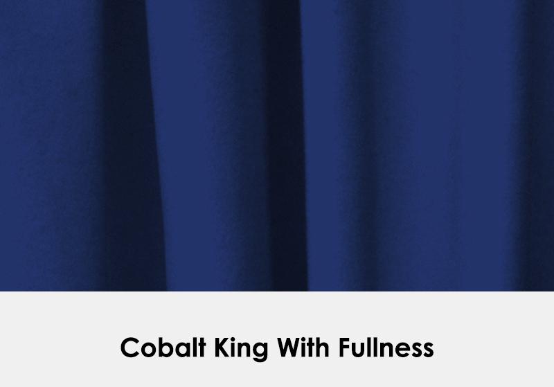 King Cobalt with Fullness