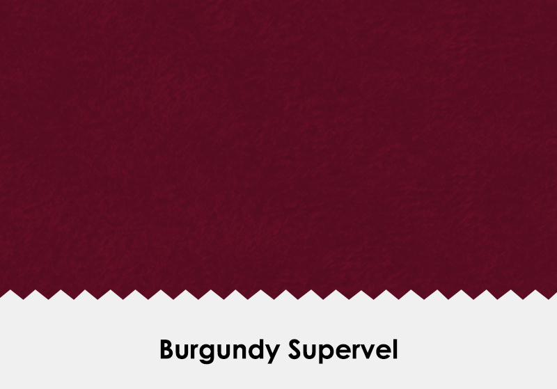 Supervel Burgundy