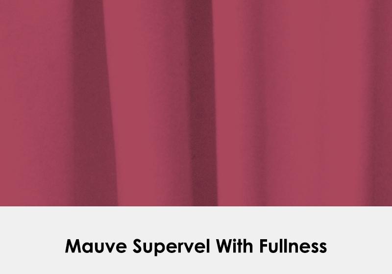 Supervel Mauve with Fullness