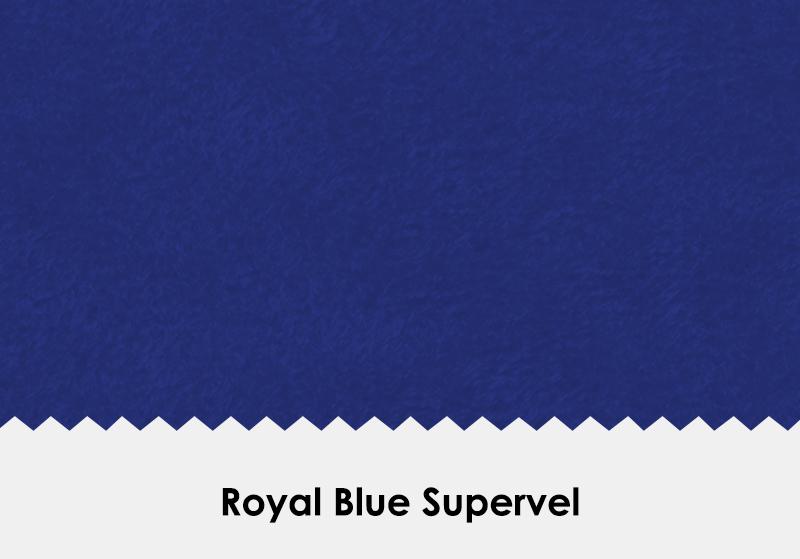Supervel Royal Blue