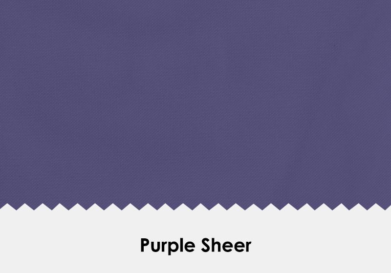 Sheer Purple