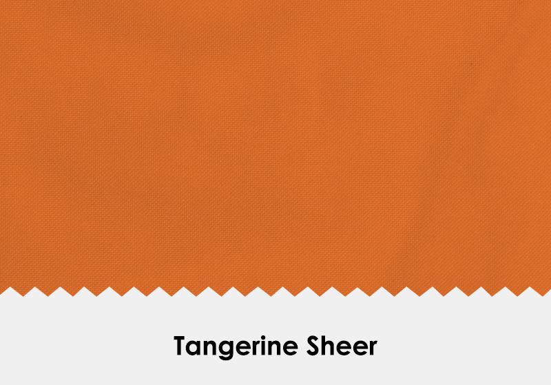 Sheer Tangerine