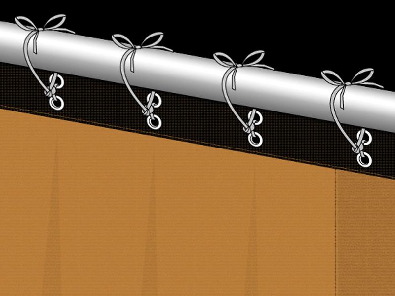 Bind Ties example