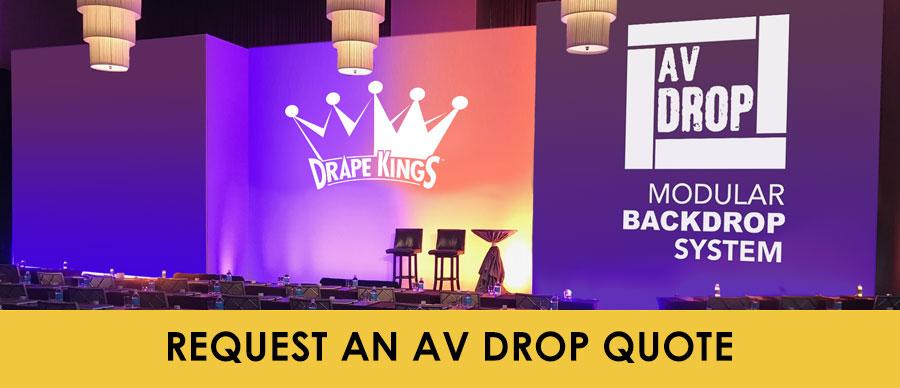 Request an AV Drop Quote