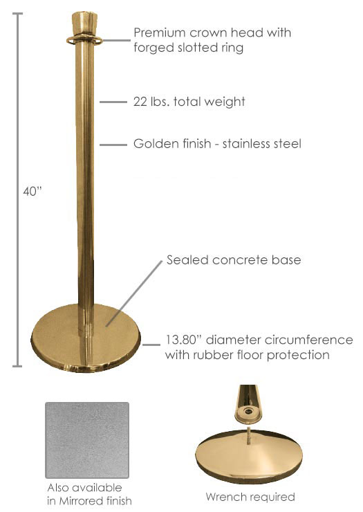 King Stanchion