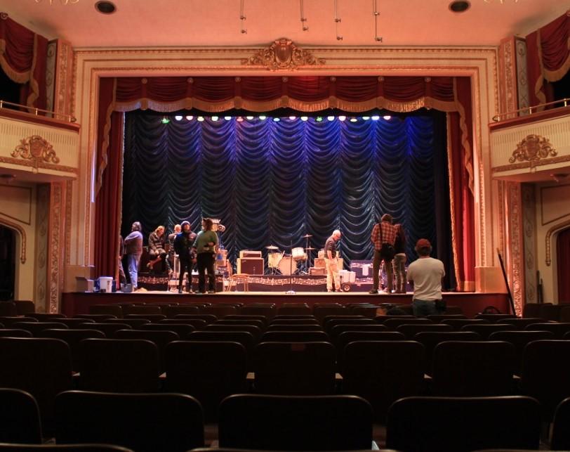 Theater Austrian Blue